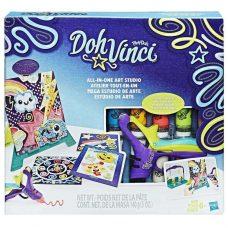 DohVinci - Mega Estudio de Arte - Play Doh