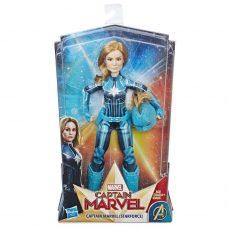 Capitana Marvel - Figura de Acción 30cm con Accesorios