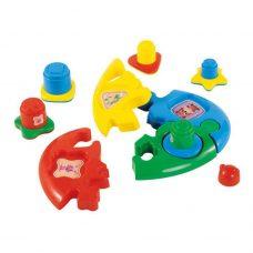 Puzzle Duo Baby - Calesita