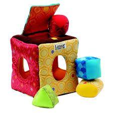 Lamaze - Cubo de Formas