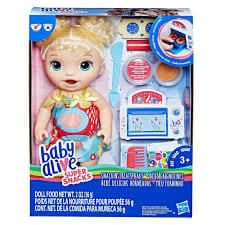Muñeca Delicias Horneadas - Baby Alive