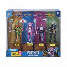 Fortnite - Squad Mode Figuras x4